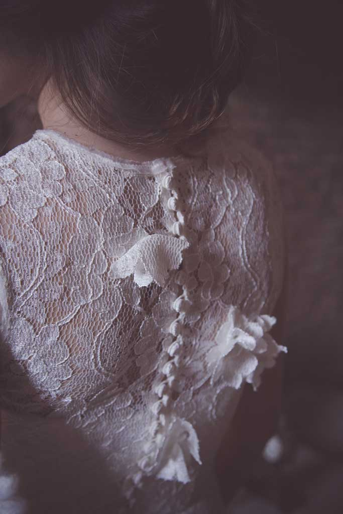 A story of lace and romance - Oui Chéri